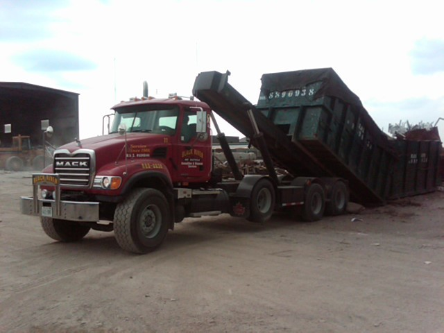 Black River Roll-Off Bin Service